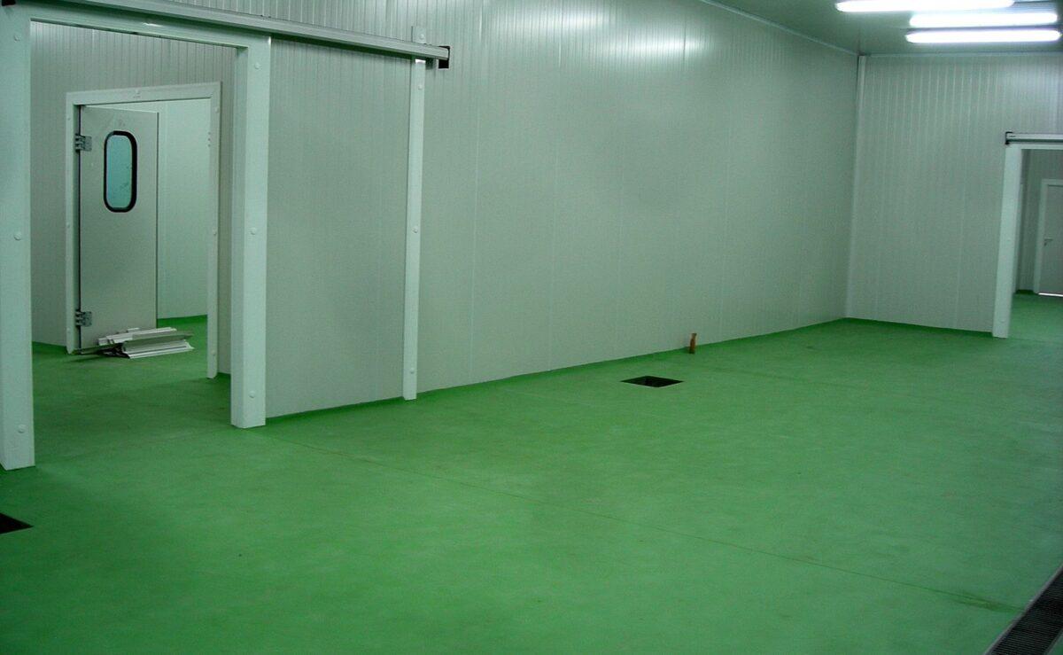 Commercial Kitchen Flooring