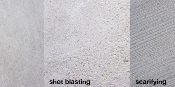 Shot blasting and Scarifying