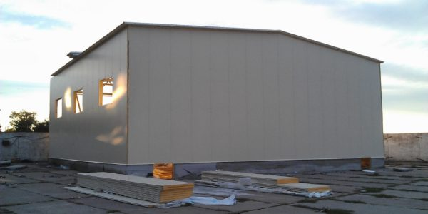 Insulated Metal Wall Panels | Duomit