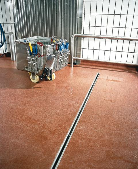 Fish and Seafood Industry Floor