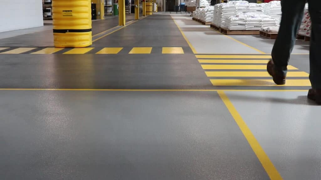 Warehouse Epoxy Flooring NJ