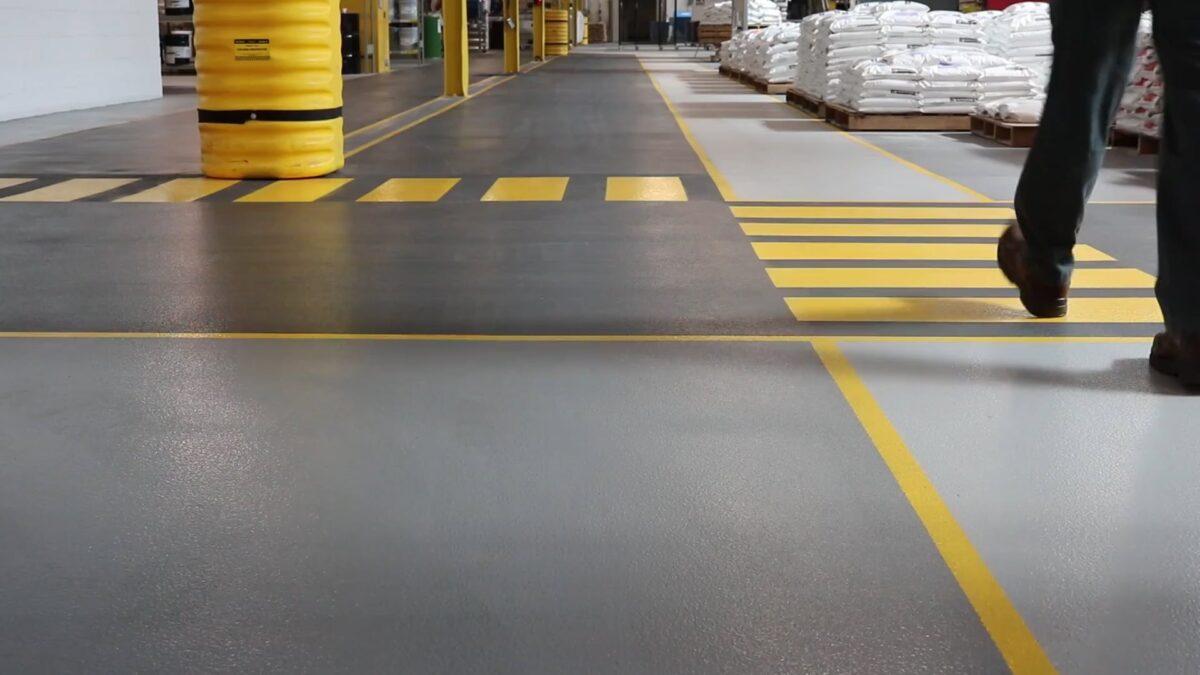 Warehouse Epoxy Flooring NJ