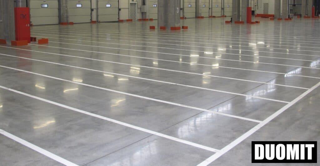 Line Striping - Floor Marking