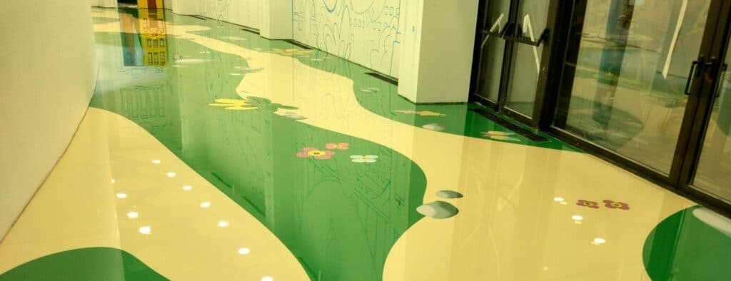 What is 3D Flooring