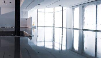 Self-leveling Concrete