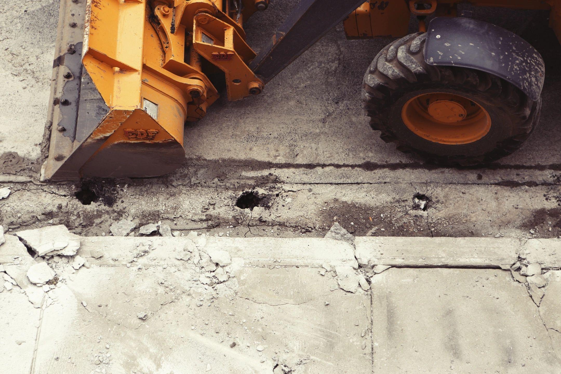Exterior Concrete Paint