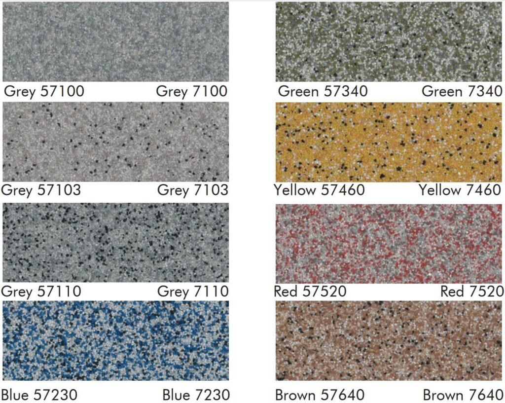 Colored Quartz Flooring