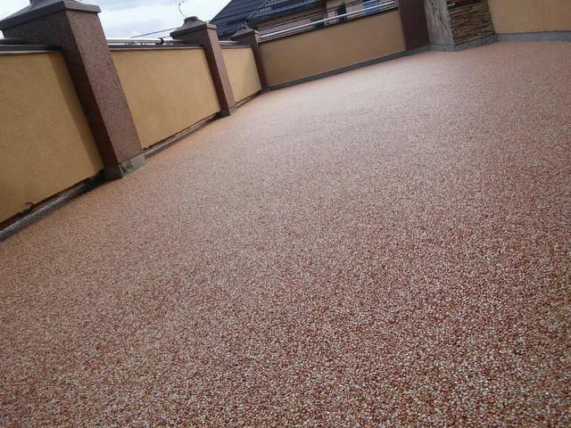Epoxy Quartz Floor