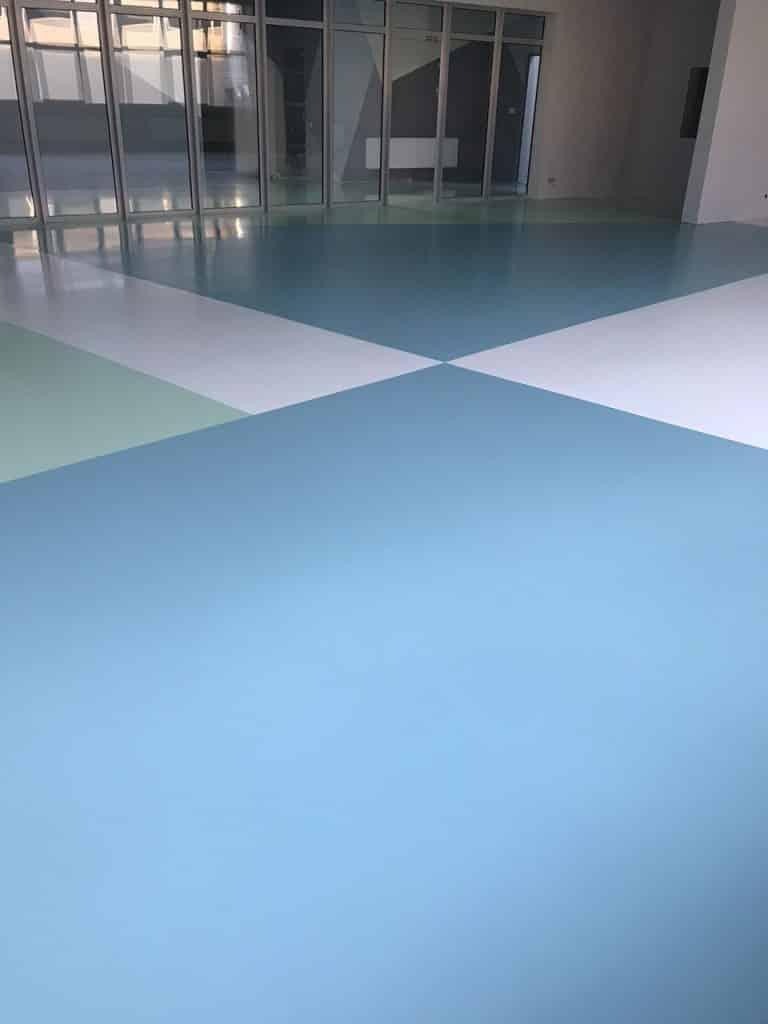 medical care flooring