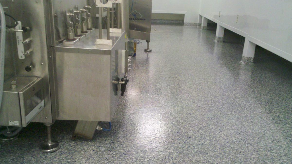 mma flooring